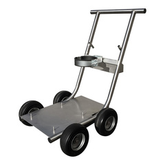 Stainless Steel Topping Cart
