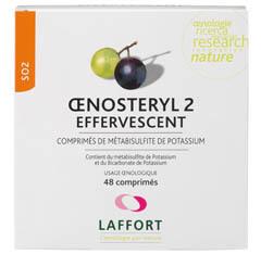 Laffort Oenosteryl Effervescent SO2 Tablets