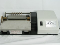 Schaefer MS-Series Label Cementers