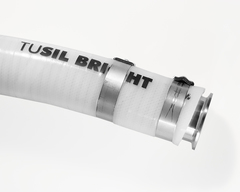 Tusil Bright 9000 Platinum-Cured Silicone Hose