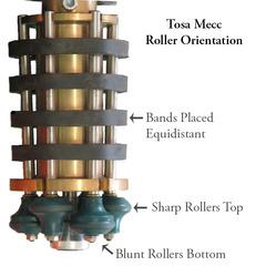 Foil spinner instructions