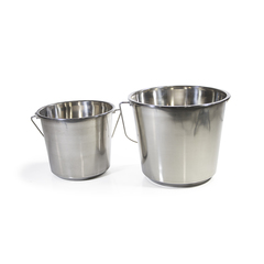 Sanitary Stainless Steel Pails