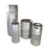 Stainless Steel Tri Clamp Kegs